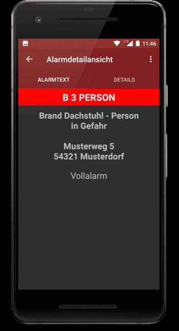 aPager PRO - BOS Alarmkonzepte